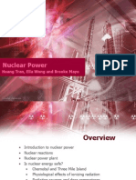 Nuclear Power plant infor