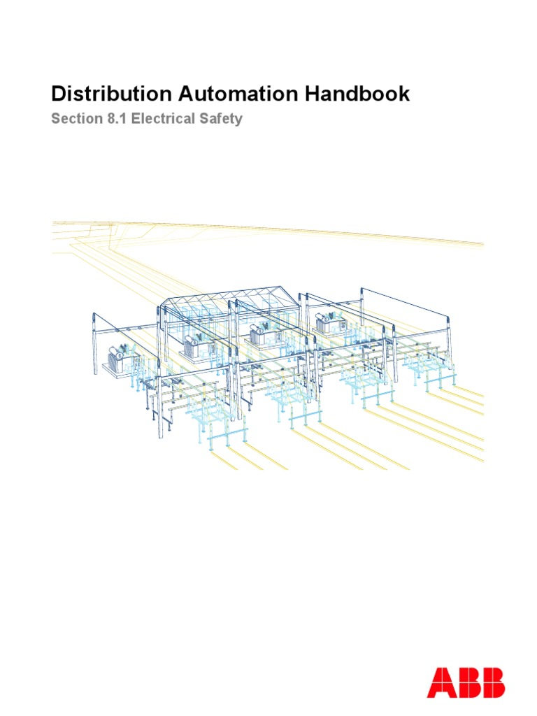 Distribution Automation Handbook Abb Electrical Safety Baja Tough 5 Pole Relay Wiring Diagram Resistivity And Conductivity Resistance Conductance