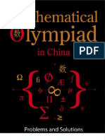 Mathematical Olympiad in China - Problems and Solutions