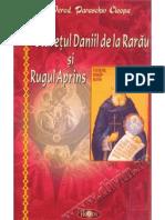 Staretul Daniil de la Rarau