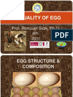 EGG STRUCTURE