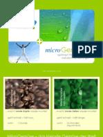 MicroGemüse optimiert Gesundheit