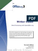 OpenOffice 3.2 manual