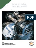 Instalación en red AUTODESK INVENTOR 2009
