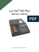stat fax 303
