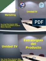 Capitulo IV Estrategias Del Producto Contabilidad - 1
