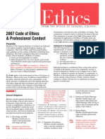 aia code of ethics