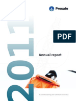 Prosafe 2011 Annual Report