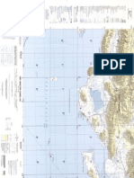 Bandar Lengeh topographic map