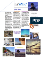 December/January Newsletter 2012/13