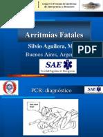 Arritmias Fatales