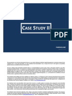 AIG Case Study II