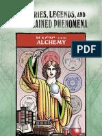 Magic and Alchemy