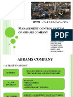 management control system presentation on abrams company.pptx