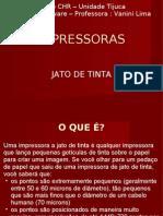 Impressoras Jato de Tinta 01