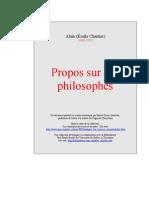 Alain Propos hes