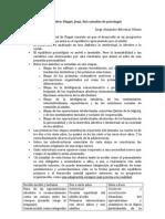 Notas Sobre Piaget