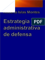 Islas - Estrategia Administrativa de Defensa
