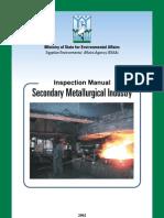 Secondary Metallurgical IndustriesIM