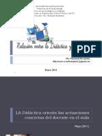 Didactica y Las TIC (Expo Del Docente Wiki)