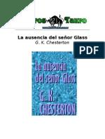 G. K. Chesterton - La Ausencia del señor Glass