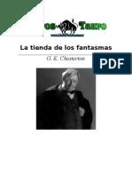 G. K. Chesterton - La Fiesta de Los Fantasmas