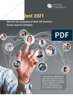 Global Talent 2021 Executive Summary