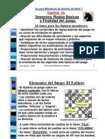 Reglas Básicas de Ajedrez MAMJ v7C 9Nv