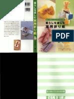 Makoto Yamaguchi - Practical Origami to Enjoy Your Life