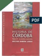 Historia Cordoba - Hector Ramon Lobos - Capitulo IV - p. 251-310