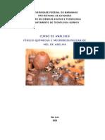 Análises Físico-Químicas e Bacteriológicas de Mel