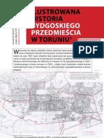 Ilustrowana Historia Bydgoskiego Przedmieściaw Toruniu