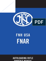FNAR Owners Manual