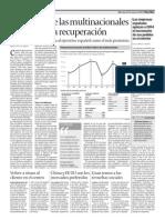 Encuesta sobre recuperación económica