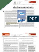 Nueva Doctrina Fiscal Sobre Multinacionales