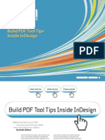 InDesign Tool Tips