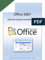 Office2007 Guia de Nuevas Caracteristicas