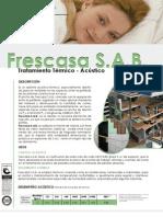 Frescasa Sab