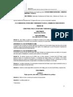 Codigo Penal Para El Estado Libre y Soberano de Tlaxcala