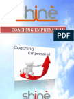 Proyecto Coaching Empresarial 2013