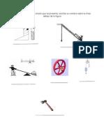 Identifica  la máquina simple que se presenta