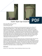 Dublin (Hiberno-Norse) cap- closed back