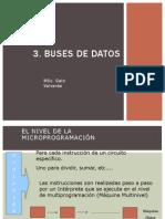 3-Buses de Datos