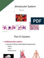 Anatomy of blood part 2 &3