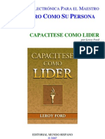Capacitese Como Lider