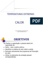 Temperaturas Extremas Calor