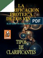 La Clarificación Proteica de los Vinos 3