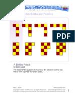 Battle Royal Print Play