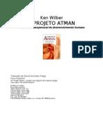 58350067 Ken Wilber o Projeto Atman