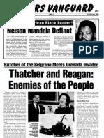 Workers Vanguard No 373 - 22 February 1985
